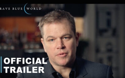 Matt Damon představuje Hydraloop v dokumentu Brave Blue World